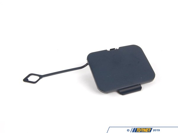 Genuine BMW Genuine BMW Tow Hook Cover - Front - E46 330Ci 328Ci 325Ci 323Ci 51117173750