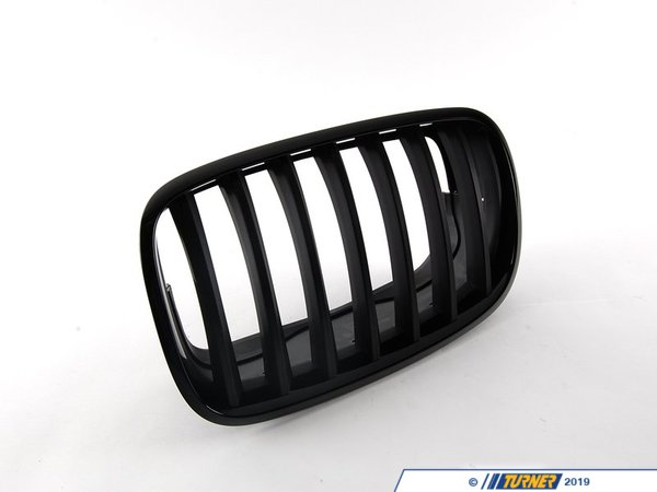 Genuine BMW M Performance BMW M Performance Black Grille - Left - E70 X5, E71 X6 51712150247