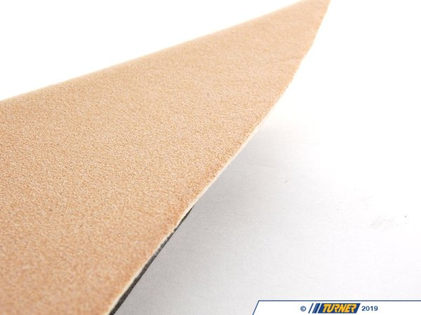 T#104788 - 51438207838 - Genuine BMW Trim Panel Column, Rear Righ - 51438207838 - Sandbeige - Genuine BMW -