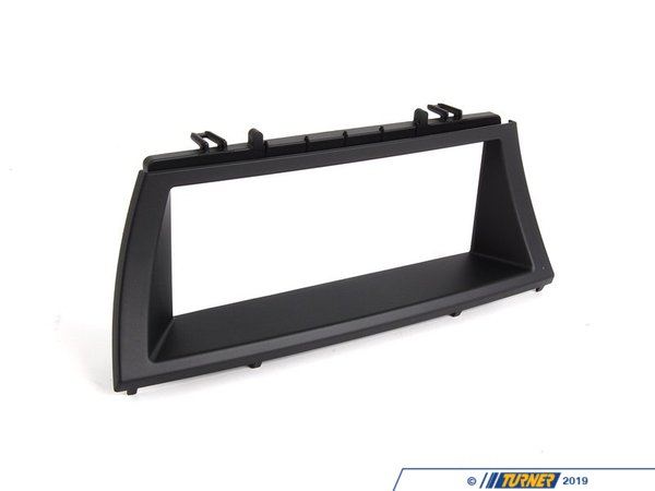 T#154602 - 65509127411 - Genuine BMW Trim Cover, Onboard Monitor, - 65509127411 - Genuine BMW -