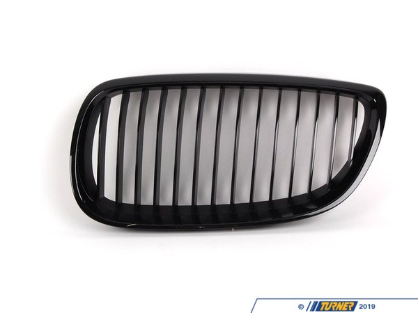 T#5089 - 51712155451 - BMW Performance Black Grill - Left E9x >03/2010 - Genuine BMW -
