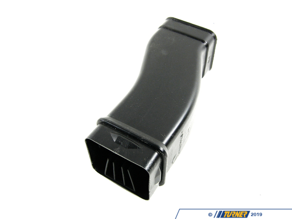 Genuine BMW Genuine BMW Front Brake Air Duct - Passenger (Right) - E30 non-M from 09/1987 51711979140