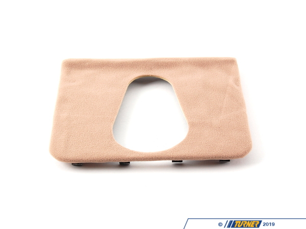 T#105736 - 51441973472 - Genuine BMW Cover Beige - 51441973472 - E34,E34 M5 - Genuine BMW -