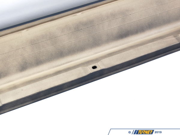 T#117227 - 51717038322 - Genuine BMW Door Sill Cover, Primed Righ - 51717038322 - Genuine BMW -
