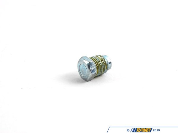 T#51382 - 24117533704 - Genuine BMW Set Screw Plug, Outer Hexagon - 24117533704 - E46 - Genuine BMW -