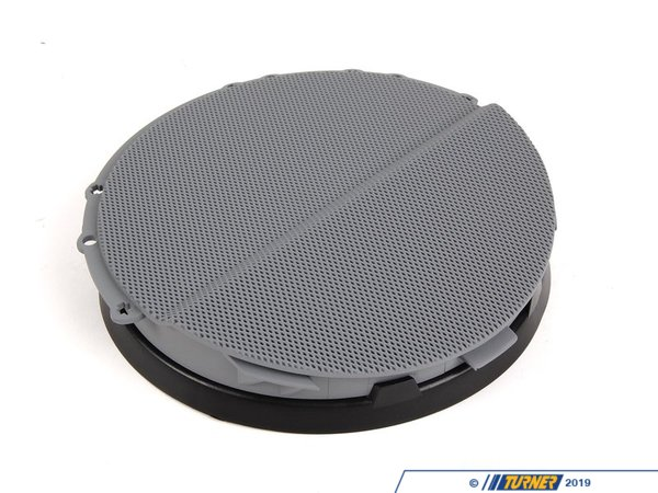 T#98384 - 51418224018 - Genuine BMW Cover Loudspeaker Right Grau - 51418224018 - E46,E46 M3 - Genuine BMW -