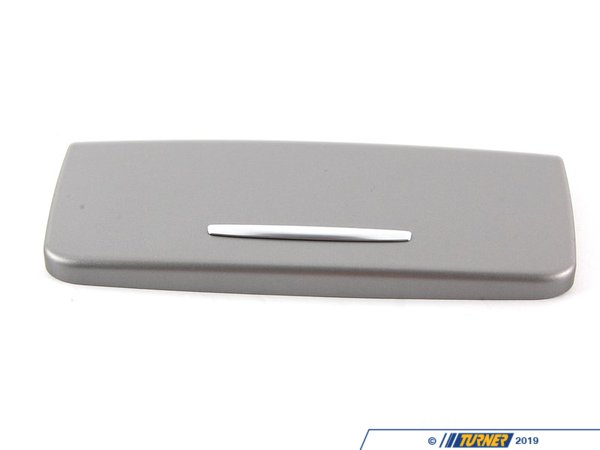 T#82815 - 51166970139 - Genuine BMW Ashtray Finisher/tray Titan - 51166970139 - Genuine BMW -