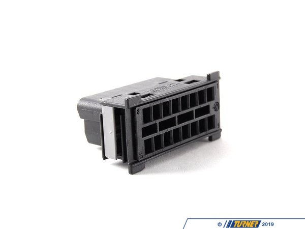 T#141038 - 61138380698 - Genuine BMW Plug Housing - 61138380698 - Genuine BMW -