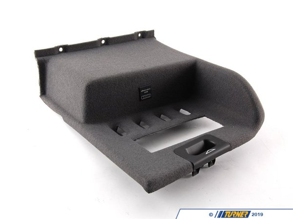 T#112977 - 51478190763 - Genuine BMW Rear Left Trunk Trim Grau - 51478190763 - E39 - Genuine BMW -
