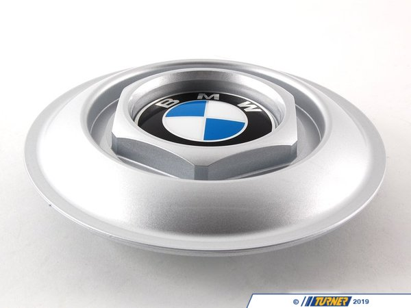 Genuine BMW Genuine BMW Style 8/9 Center Cap - E31 36131179985