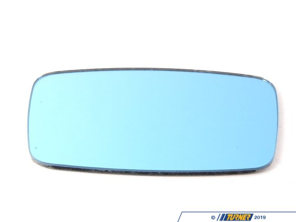 T#81526 - 51161807747 - Genuine BMW Mirror Glass (Driver's Side) Trapez - 51161807747 - Genuine BMW -