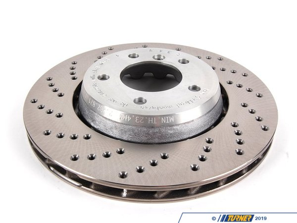 Genuine BMW BMW Compound Brake Disc-. 34112282871