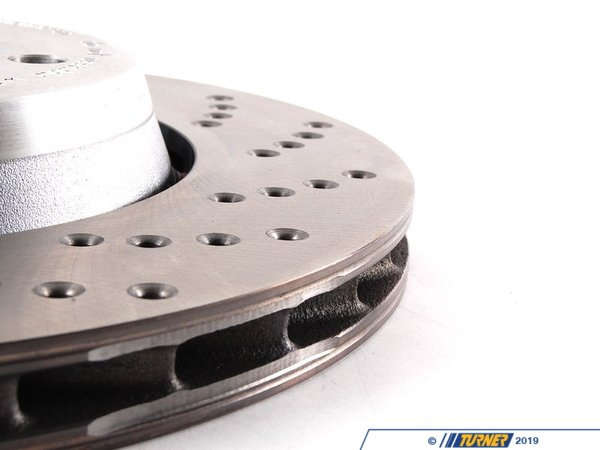 Genuine BMW BMW Compound Brake Disc-. 34112282872