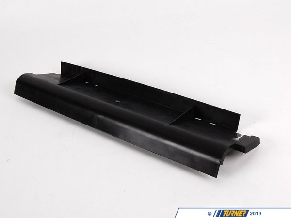 T#116861 - 51712496714 - Genuine BMW Air Duct Front Bottom - 51712496714 - Genuine BMW -