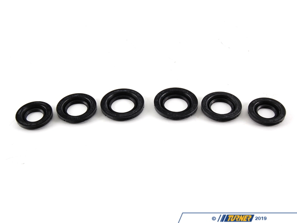 T#11703 - 34116780507 - Front Brake Caliper Rebuild Kit - E82 135i - Genuine BMW - BMW