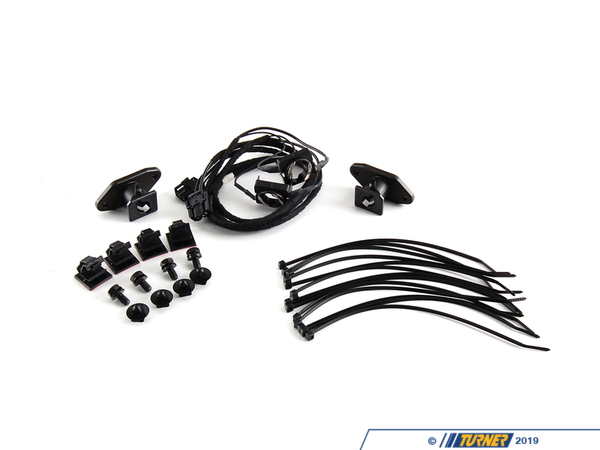 T#21241 - 54218163061 - Genuine BMW Retrofit Kit, Hardtop Preparation - 54218163061 - E36 - Genuine BMW -