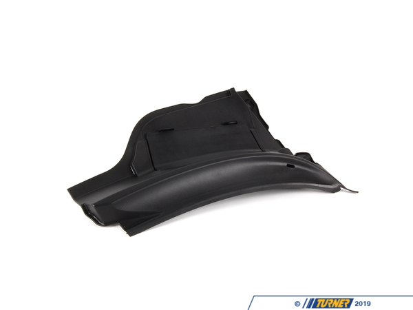 T#23534 - 51132751210 - Genuine MINI Windshield Cowl Cover - Right - MINI Cooper R55 R56 R57 - Genuine Mini -