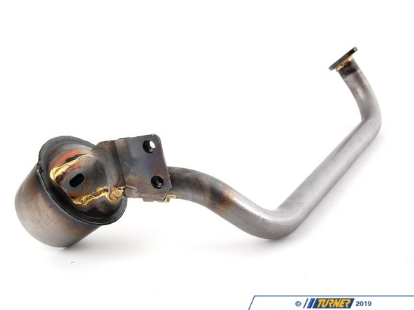T#12976 - 11411703930 - Oil Pump Suction Pipe / Pickup Tube - E36 M50/M52 S50/S52, Z3 - Genuine BMW - BMW