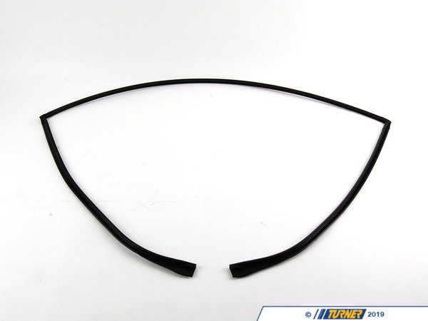 T#21062 - 51317008911 - Genuine BMW Cover, Windshield - 51317008911 - E63,E63 M6 - Genuine BMW -