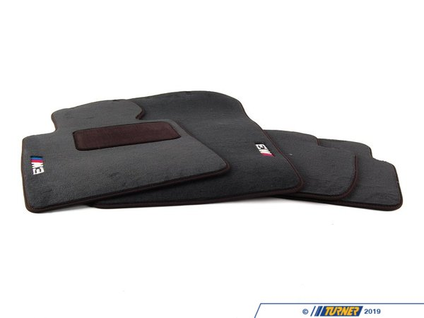T#22102 - 82110029231 - Genuine BMW Anthracite ///M3 Carpeted Floor Mat Set - E46 M3 & Non-M Coupe - The easiest way to make the interior of your car look brand new is to refresh your floor mats. Put some new M3 floor mats in your car today to either add a breath of life to your interior, or pay homage to the ///M3 in your non-M E46.This item fits the following BMWs:BMW 3 Series - 323Ci, 325Ci, 328Ci, 330CiBMW M Series - M3 - Genuine BMW - BMW