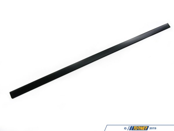 T#80338 - 51138159296 - Genuine BMW Moulding Door Front Right Schwarz - 51138159296 - E39 - Genuine BMW -