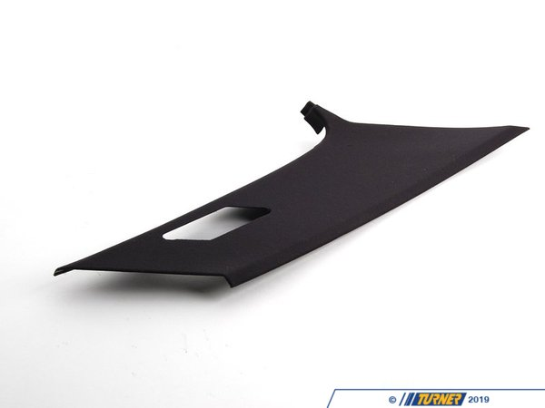 T#24014 - 51432252183 - Genuine BMW Trim Panel Column, Rear Left Anthrazit - 51432252183 - E36 - Genuine BMW Trim Panel Column, Rear Left - AnthrazitThis item fits the following BMW Chassis:E36 M3,E36 - Genuine BMW -