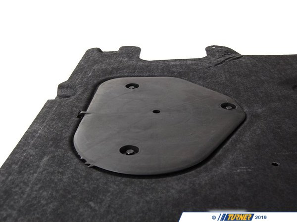 T#119238 - 51757138612 - Genuine BMW Underfloor Coating Center - 51757138612 - Genuine BMW -