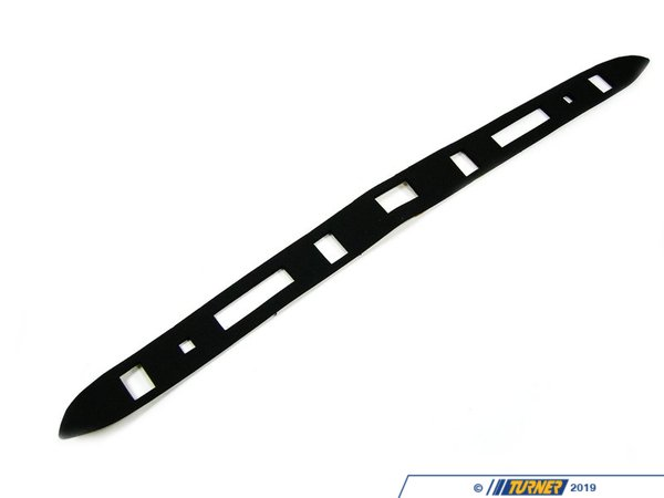 T#80413 - 51138236267 - Genuine BMW Gasket, Trunk Lid Grip - 51138236267 - E46 - Genuine BMW -