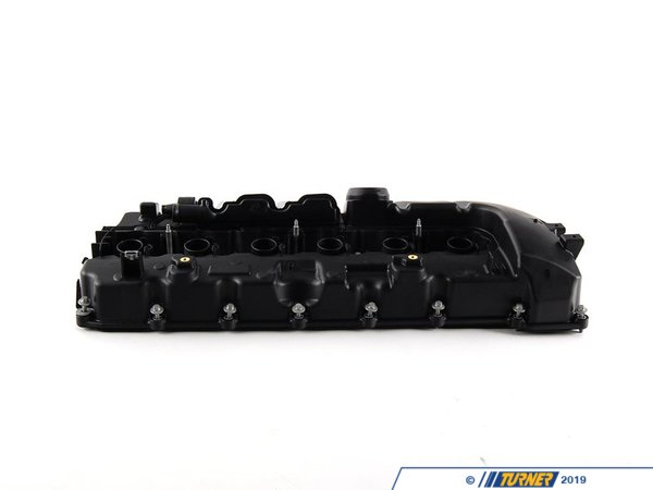T#12891 - 11127565284 - Genuine BMW Valve Cover Kit - E82 135i/1M, E9X 335i, E60 535i, E71 X6 35iX, E89 Z4 N54 - Genuine BMW - BMW