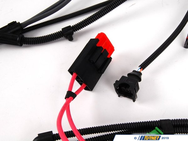 T#39913 - 12517566507 - Genuine BMW Cable Harness Injection Valve - 12517566507 - Genuine BMW -