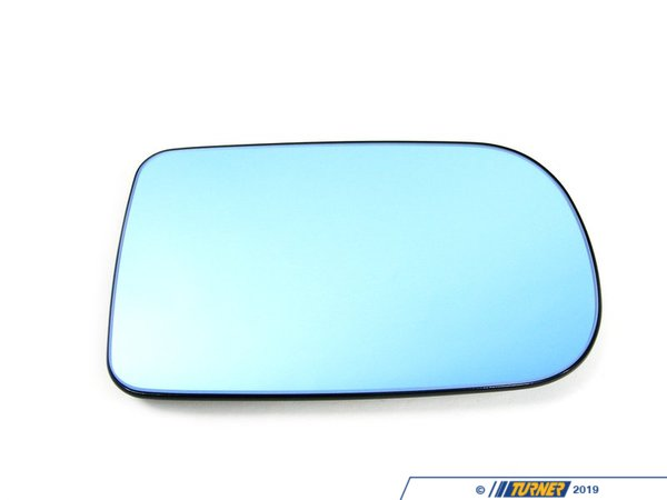 T#9027 - 51168165109 - Genuine BMW Mirror Glas Heated Plane - 51168165109 - E38 - Genuine BMW -