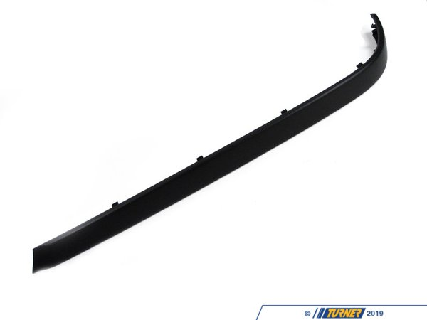 T#78964 - 51128183740 - Genuine BMW Moulding Rocker Panel Rear Right - 51128183740 - E39 - Genuine BMW -