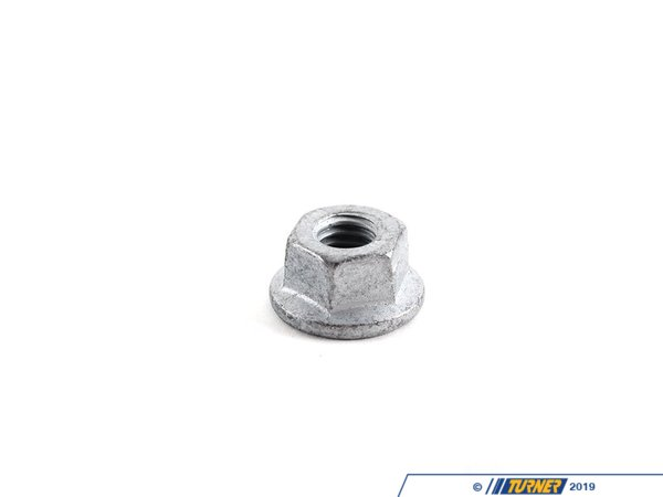 T#12270 - 07119905374 - Genuine BMW Self-locking Collar Nut - Genuine BMW -