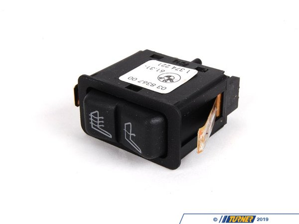 T#141791 - 61311374221 - Genuine BMW Seat Heating Switch - 61311374221 - E34,E34 M5 - Genuine BMW -