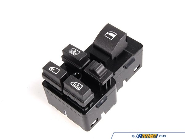 T#142279 - 61316919880 - Genuine BMW Switch, Window Lifter, Rear Left - 61316919880 - E65 - Genuine BMW -