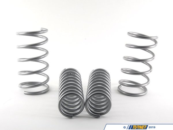 T#3684 - 29672-1 - H&R Sport Spring Set - E34 525i Sedan - H&R - BMW