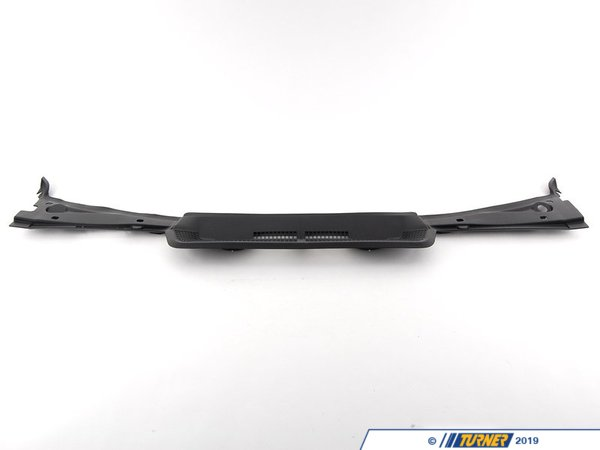 Genuine BMW Windshield Cowl Cover - E36 Coupe & Convertible 51711977677