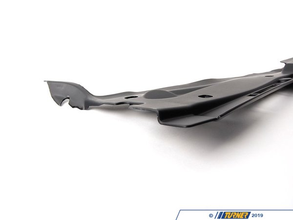 T#10067 - 51711977677 - Windshield Cowl Cover - E36 Coupe & Convertible - Genuine BMW - BMW