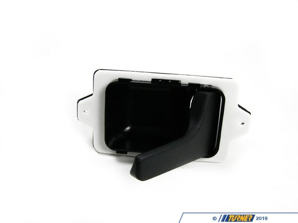 Genuine BMW Genuine BMW Inner Door Handle - Right / Convertible release - E30 E28 E24 E23 51211926306