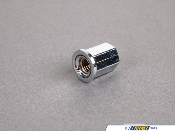 T#6589 - 11121401517 - Genuine BMW Engine Cap Nut 11121401517 - Genuine BMW -