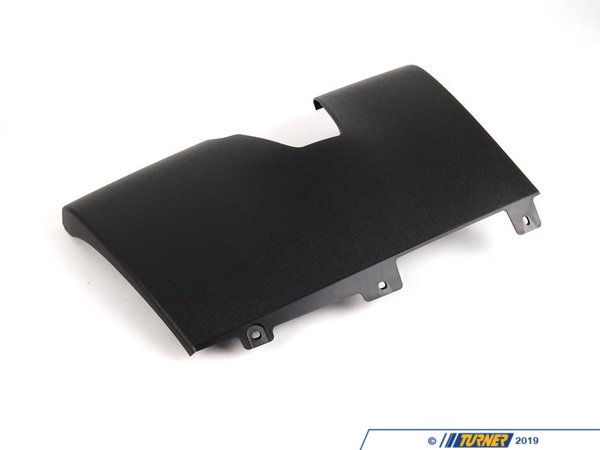 T#82376 - 51162757647 - Genuine Mini Trim Instr. Panel Driver's S - 51162757647 - Carbon Black - Genuine Mini -