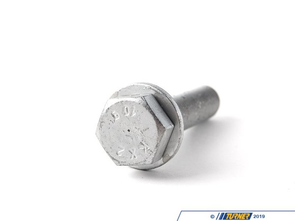 T#13462 - 33177840535 - Genuine BMW Rear Axle Hex Bolt With Washer 33177840535 - Genuine BMW -