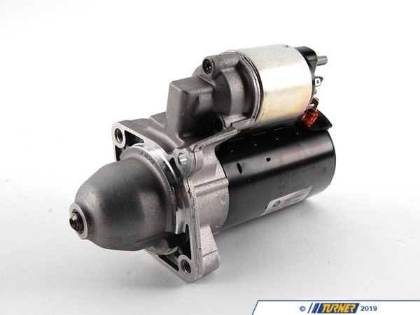 T#14846 - 12417501738 - Genuine BMW Rmfd-Starter Motor 1,4Kw - 12417501738 - E53 - Genuine BMW -
