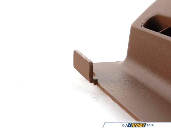 T#10158 - 51718173206 - Genuine BMW Covering Center Beige - 51718173206 - E36 - Genuine BMW -