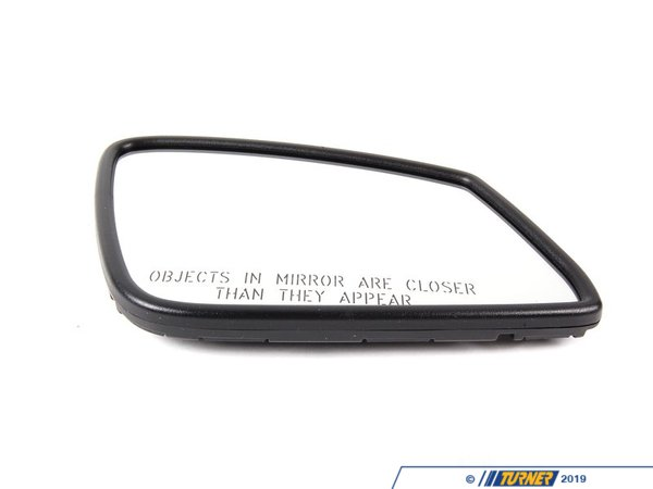 T#84129 - 51167228612 - Genuine BMW Mirror Glas Heated Convex Ri - 51167228612 - Genuine BMW -