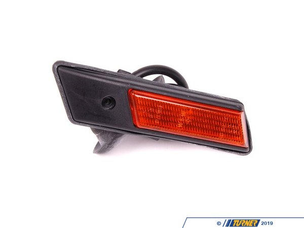 T#24491 - 63131378009 - Genuine BMW Additional Turn Indicator Lamp, Left - 63131378009 - E34 - Genuine BMW -