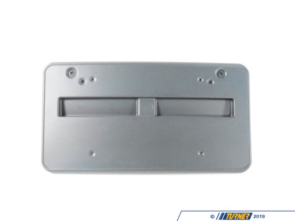 T#23353 - 51118245103 - Genuine BMW Licence Plate Base Primed Us - 51118245103 - E46 - Genuine BMW -
