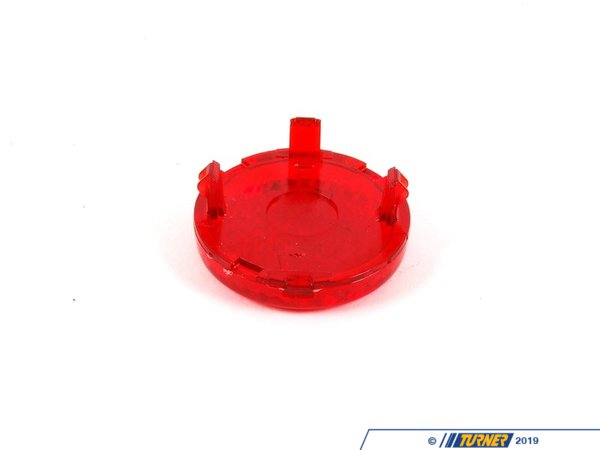 T#9656 - 51417046394 - Genuine MINI Trim Reflector, Red 51417046394 - Genuine Mini -