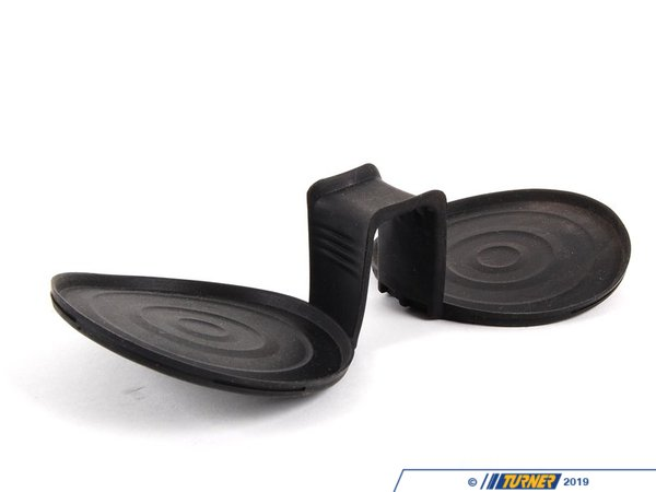 T#87049 - 51169148537 - Genuine BMW Rubber Insert, Cup Holder - 51169148537 - E70,E71,F15,F16 - Genuine BMW -