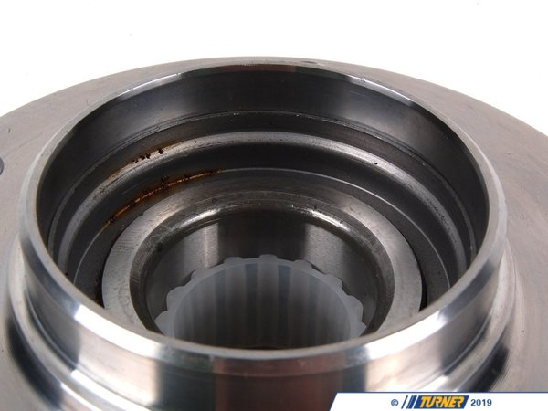 T#12705 - 31212225362 - Genuine BMW Wheel Hub With Bearing, Front - 31212225362 - E30,E30 M3 - Genuine BMW -